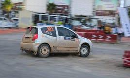 Kocaeli Rally Royalty Free Stock Photo