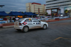 Kocaeli Rally Stock Photo