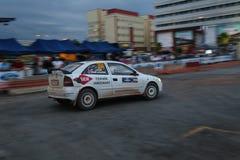 Kocaeli Rally Stock Photo