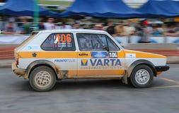 Kocaeli Rally Stock Photography
