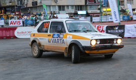 Kocaeli Rally Stock Images