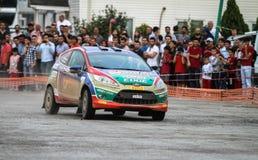 Kocaeli Rally Royalty Free Stock Photos
