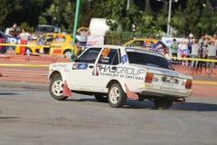 Kocaeli Rally 2016 Royalty Free Stock Image