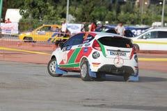 Kocaeli Rally 2016 Royalty Free Stock Photos