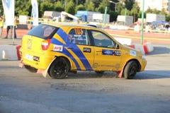 Kocaeli Rally 2016 Stock Photos