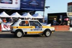 Kocaeli Rally 2016 Royalty Free Stock Photography