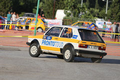 Kocaeli Rally 2016 Stock Image