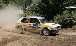 Kocaeli Rally 2016 Stock Photo