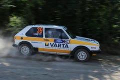 Kocaeli Rally 2016 Stock Images