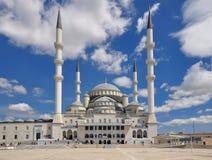 Мечеть Kocatepe Стоковые Изображения RF