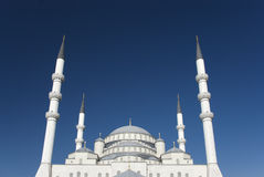 Kocatepe Mosque Royalty Free Stock Photo