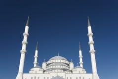 Kocatepe Mosque. Is a landmark of Ankara, Turkey Royalty Free Stock Photo