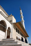 Kocatepe mosque. View of the kocatepe mosque and sky Royalty Free Stock Photography