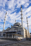 Kocatepe Mosque in Ankara Royalty Free Stock Photos