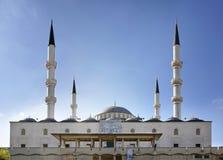 Kocatepe Mosque in Ankara. Turkey Stock Photos