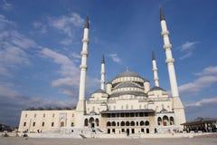 Kocatepe Mosque in Ankara - Turkey stock photography