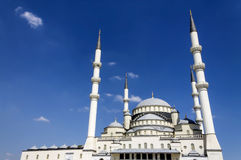Kocatepe Mosque, Ankara, Turkey. Royalty Free Stock Photos