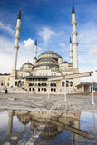 Kocatepe Mosque in Ankara - Turkey Royalty Free Stock Photo