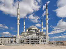 Kocatepe Mosque Royalty Free Stock Images