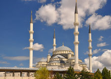 Kocatepe Mosque Stock Images