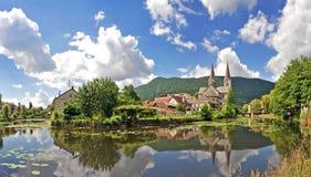 Kocevje, Slovenië Stock Foto