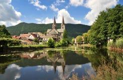 Kocevje, Slovenië Stock Fotografie