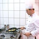 Koch Lizenzfreies Stockbild