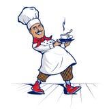 Koch-Chef stock abbildung