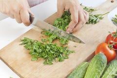 koch in der küche bei der arbeit stockfoto - bild: 26010950 - Küche Arbeit