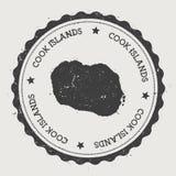 Koch-Islands-Aufkleber Stockfotografie