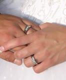 Kochać ręki Fotografia Royalty Free