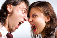 kochać się blisko rozwodowy obraz stock