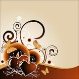 kochać serc Zdjęcie Stock
