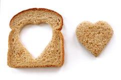 Kocha ten Pszenicznego Chleb Zdjęcie Royalty Free