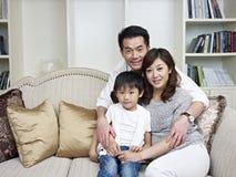 Kochająca rodzina Zdjęcie Royalty Free