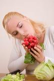 kochający warzywa obrazy royalty free