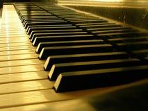kochająca - klawiatura Obrazy Royalty Free