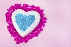 Kochający serce Obraz Stock