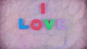 kocham cię zdjęcie wideo
