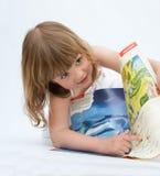 kocham książki Fotografia Stock