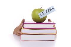kocham szkołę Zdjęcie Royalty Free