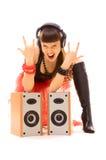 kochanek emocjonalna rock Fotografia Stock
