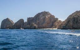 Kochanka Plażowy Cabo San Lucas fotografia royalty free