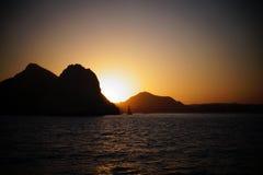 Kochankowie Wyrzucać na brzeg, Cabo Obrazy Royalty Free