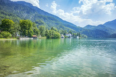 Kochelsee Royalty Free Stock Image