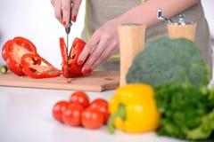 Kochen stockfotografie
