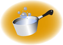 Kochen vektor abbildung