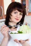 Kochen der Nahrung Lizenzfreie Stockbilder