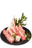 Kochen von Recepies Stockfoto