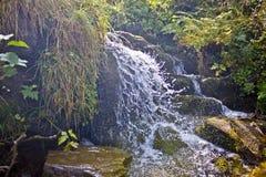 Kochender Wasserfall Stockbild